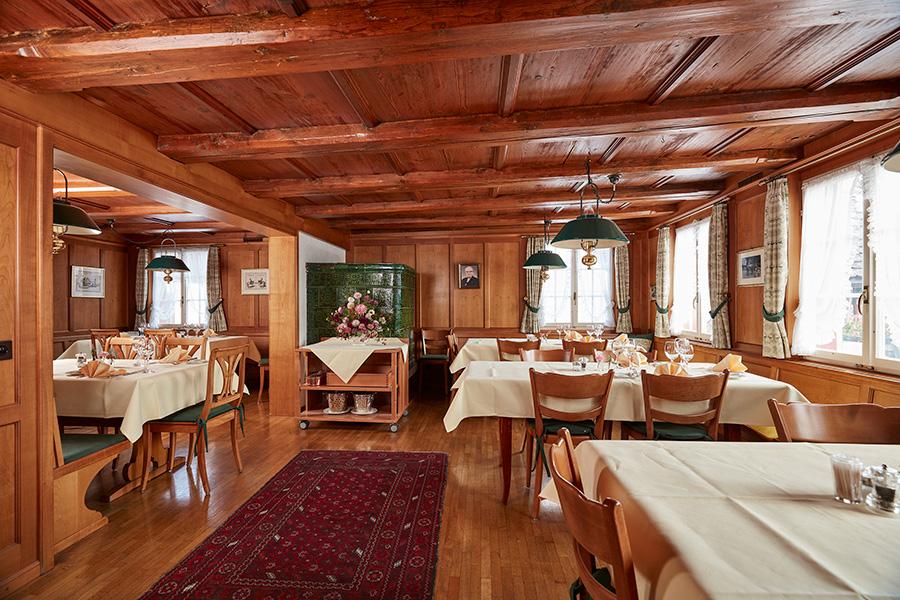 Restaurant, Speisesaal | Wirtschaft zum Eigenhof, Weinfelden