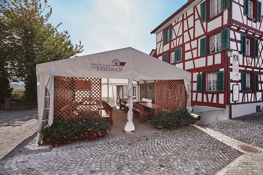 Eigenhof Biergarten